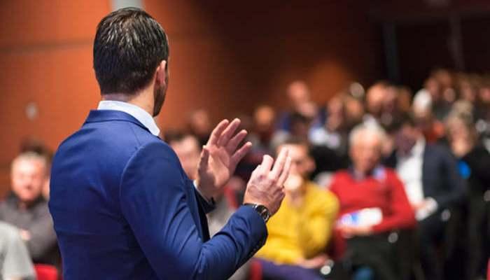 insegurança ao falar em publico