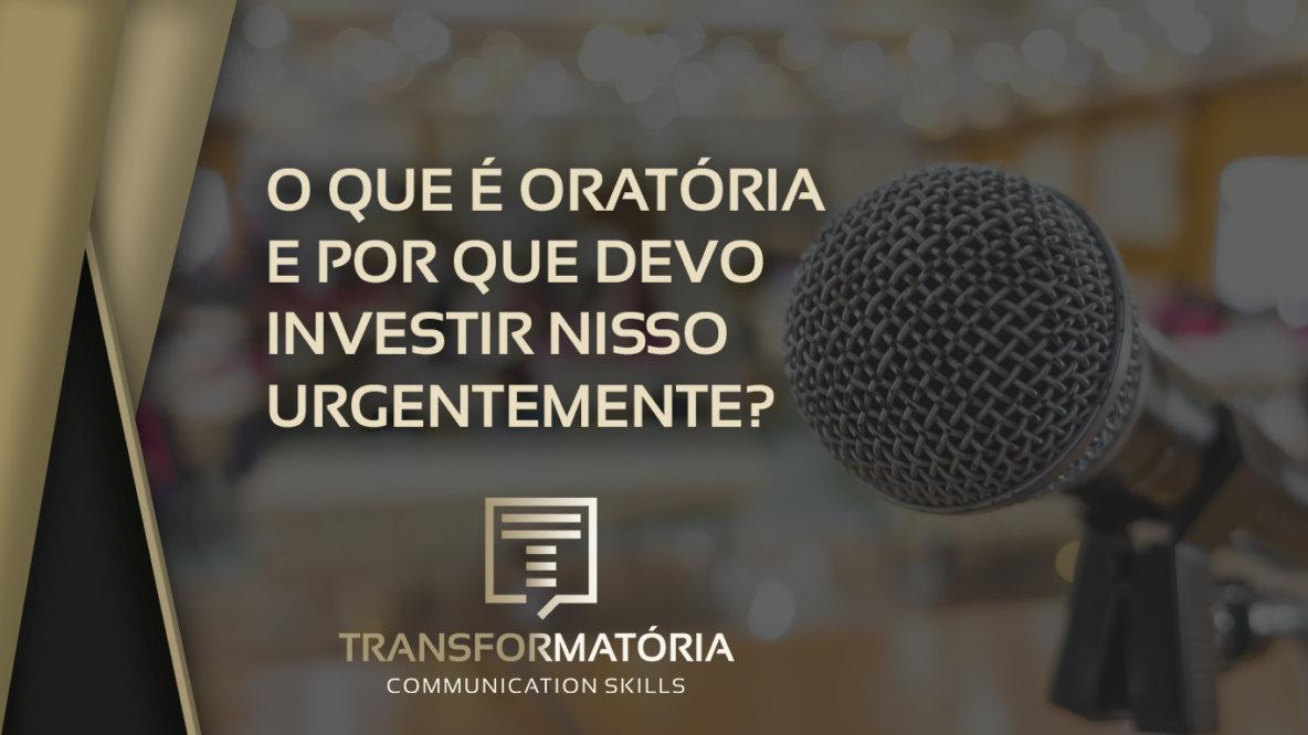 Melhor Curso de Oratória em Curitiba - O que é